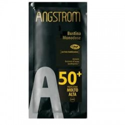 Angstrom - Angstrom Latte Ultra Protettivo Spf50+ Bustina 20 Ml - 930498136