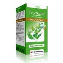 Arkocapsule - Te Vergine Arkocapsule 90 Capsule - 902202860