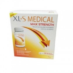 XL-S - Xls Medical Max Strength 120 Compresse - 926587270
