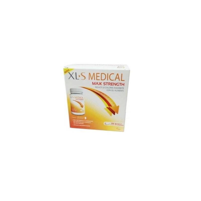 XL-S - Xls Medical Max Strength 120 Compresse - 926587270
