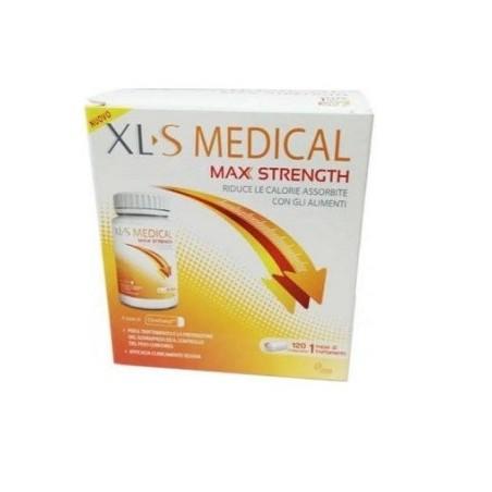 Xls Medical Max Strength 120 Compresse