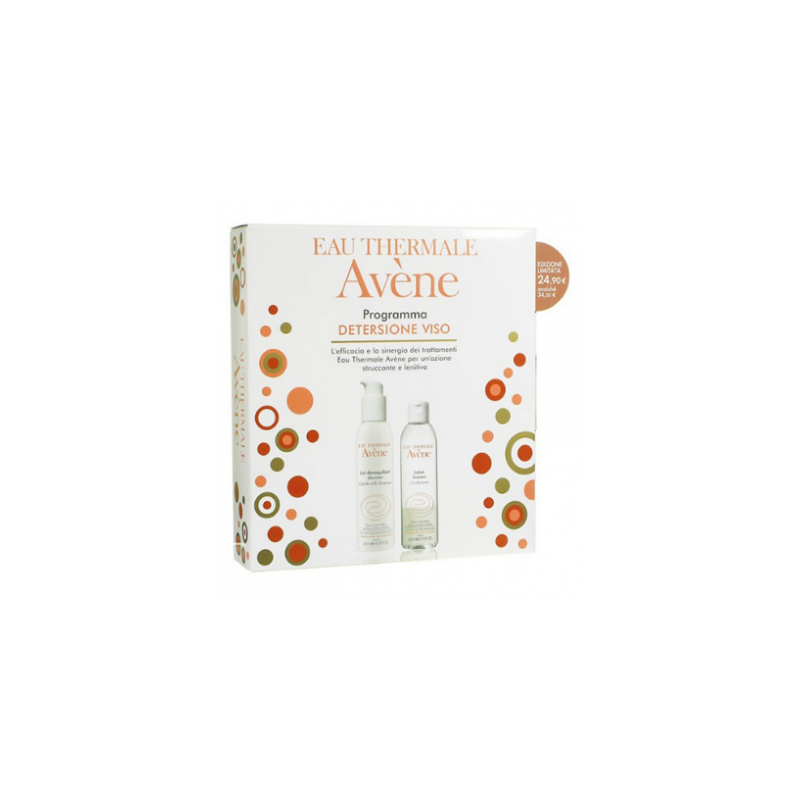 Eau Thermale Avene Cofanetto Detersione