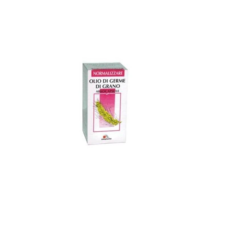 Arkocapsule - Olio Germe Di Grano Arkofluidi 45 Capsule - 908052119