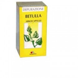 Arkocapsule - Betulla Arkocapsule 45 Capsule - 908051788