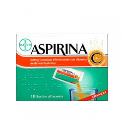 Bayer - Aspirina Osgrat10bust400+240 - 004763153
