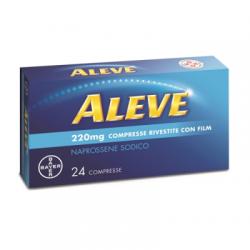 Bayer Spa - Lasonil Antinfiammatorio 24 Compresse - 032790040