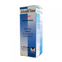 Menarini - Aricodiltosse Gocce Orali 25ml - 011680067