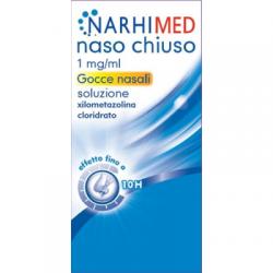 GSK - Narhimed Naso Chiusogttrinol - 015598016