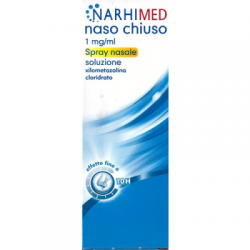 GSK - Narhimed Naso Chiuso Adulti Spray - 015598028