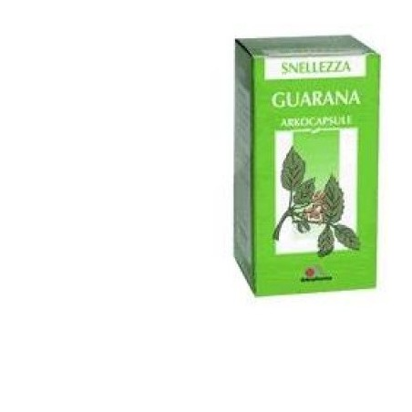 Guarana Arkocapsule 45 Capsule