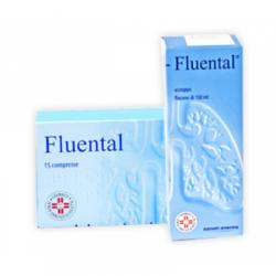 Sanofi Spa - Fluental Ad 15cpr300mg+150mg - 022837088