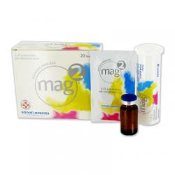 Sanofi - Mag 2 Soluzione Orale Granulato 20 Buste 2,25g - 025519048