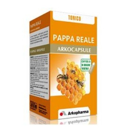 Pappa Reale Arkocapsule 50 Capsule