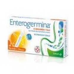 Sanofi - Enterogermina 4 Miliardi/5 ml - 20 Flaconcini - 013046089
