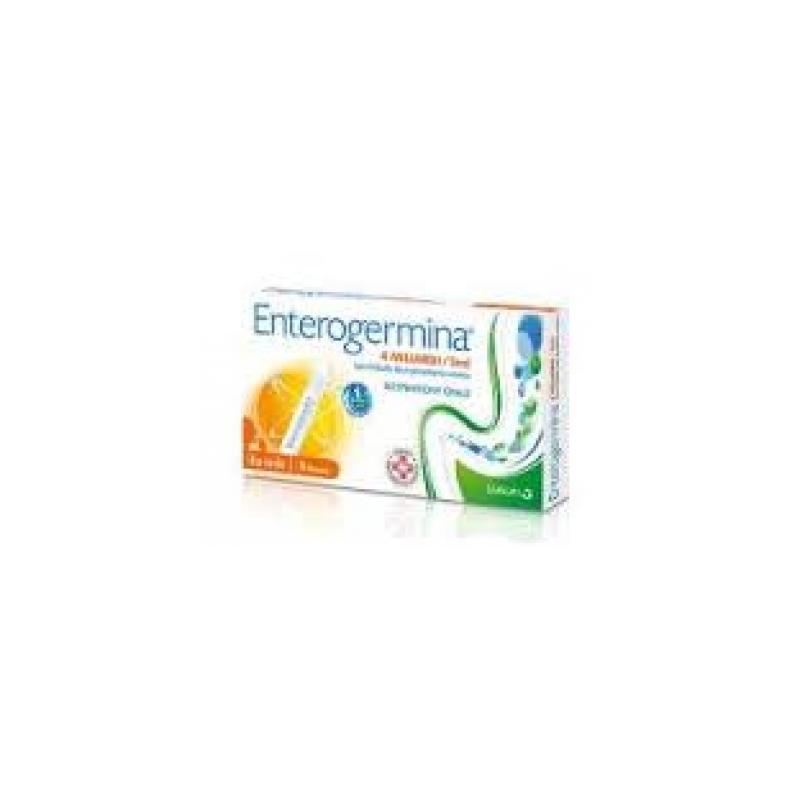 Enterogermina 4 Miliardi/5 ml - 20 Flaconcini