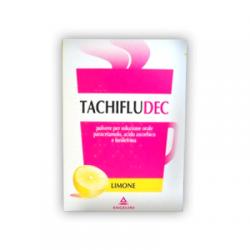 Angelini - Tachifludec 10 bustine Limone - 034358010