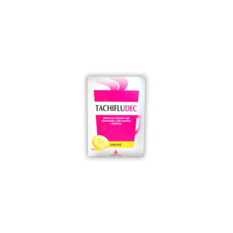 Tachifludec 10 bustine Limone