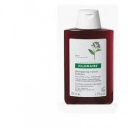 Klorane - Klorane Shampoo Chinina Vitamina B 200 Ml - 900028251