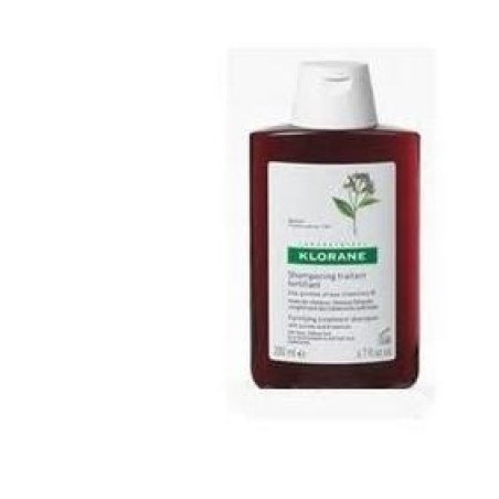 Klorane Shampoo Chinina Vitamina B 200 Ml