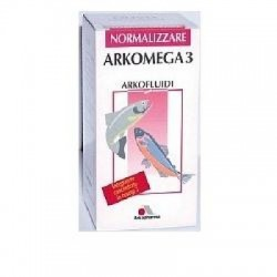 Arkocapsule - Arkomega 3 50 Capsule - 902388747