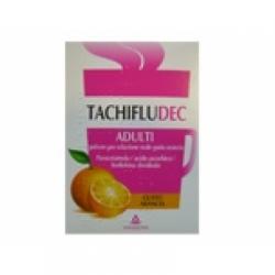 Angelini - Tachifludec 10 bustine Arancia - 034358034
