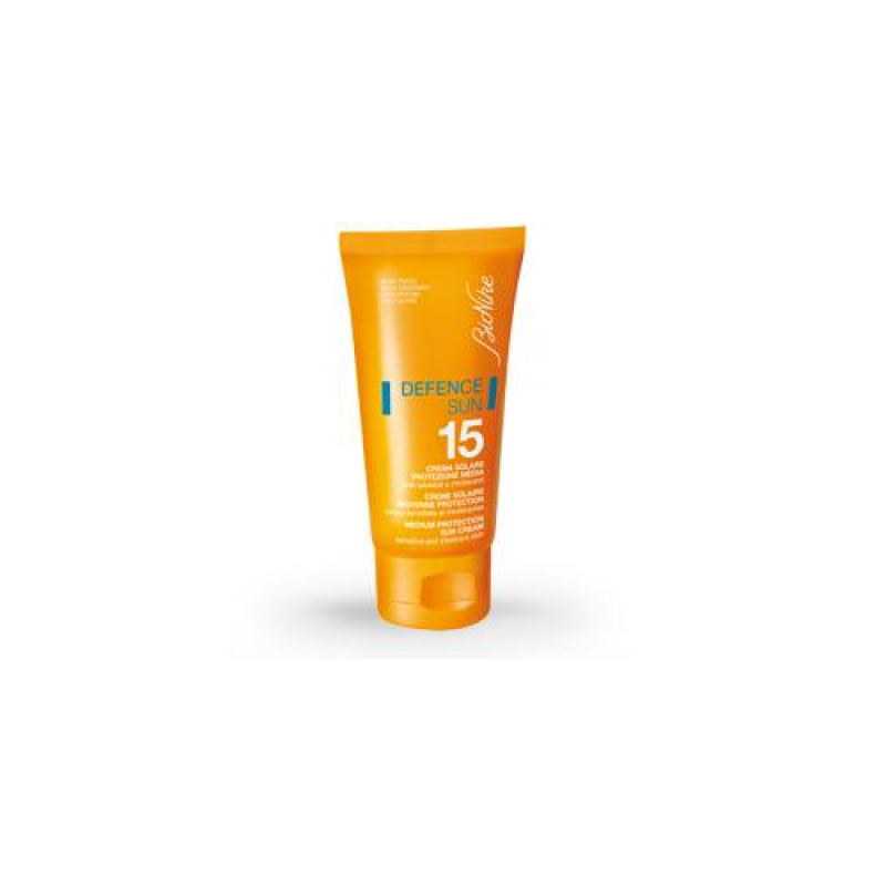 Defence Sun Crema Spf 15 Protezione Media 50 Ml