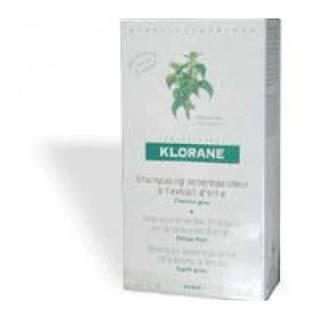 Klorane Shampoo Trattamento Ortica 200 Ml