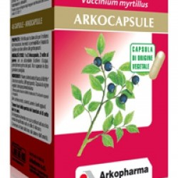 Arkocapsule - Mirtillo Arkocapsule 45 Capsule - 908052107