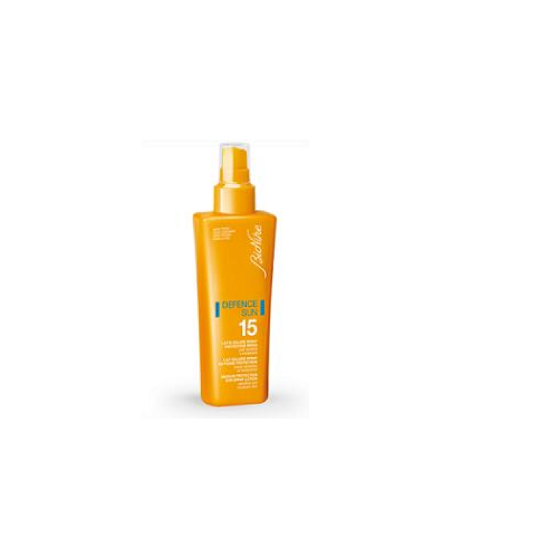 Defence Sun Latte Spray 15 Protezione Media 中度保护防晒乳液喷雾SPF15