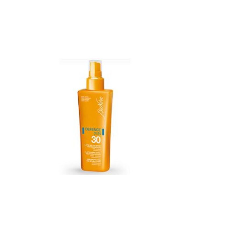Defence Sun Bionike Latte Spray Spf 30 Protezione Alta 200 Ml