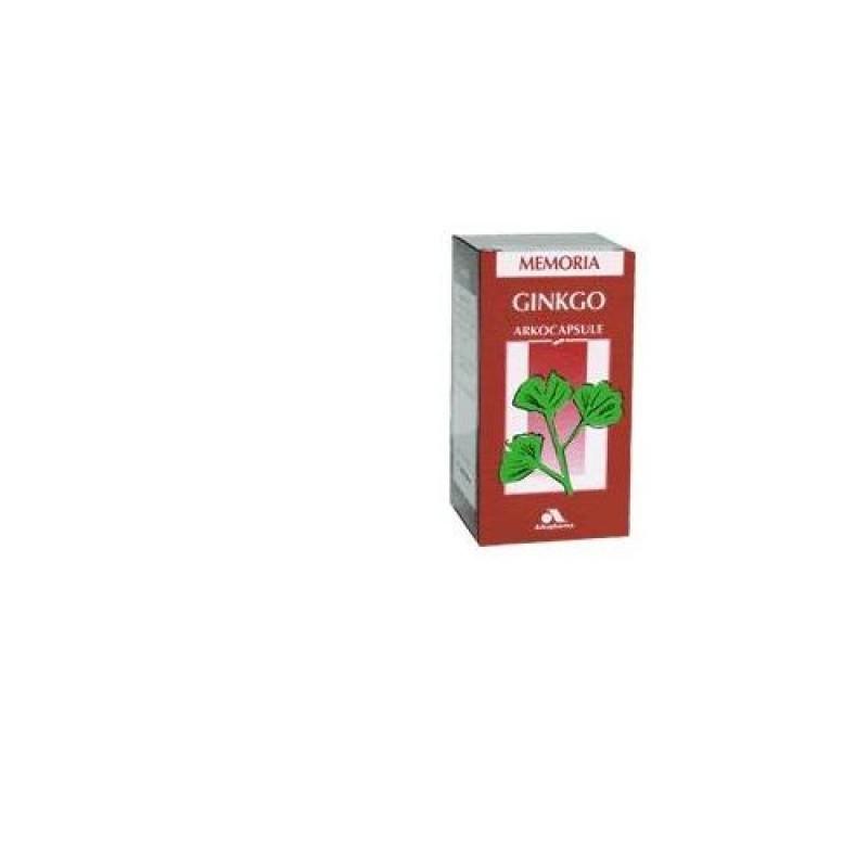 Arkocapsule - Ginkgo Arkocapsule 45 Capsule - 909366876