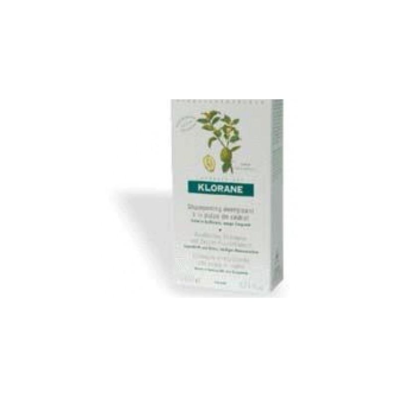 Klorane - Klorane Shampoo Polpa Cedro 200 Ml - uso frequente - 900034570