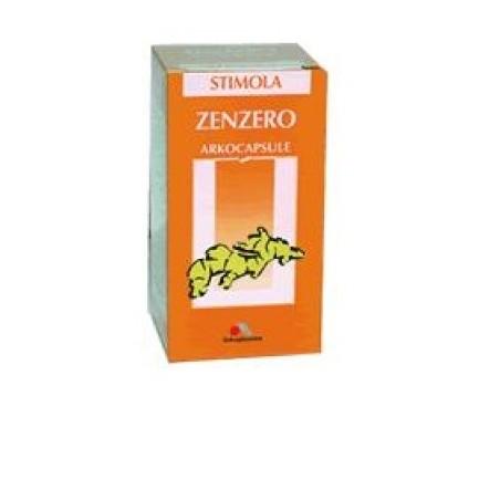 Zenzero Arkocapsule 45 Capsule