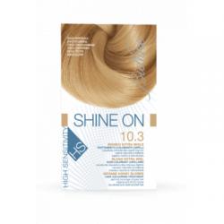 Bionike - Shine On High Sensitivity Miele 10.3 无添加植物配方染发剂 蜂蜜色 10.3 - 924523095