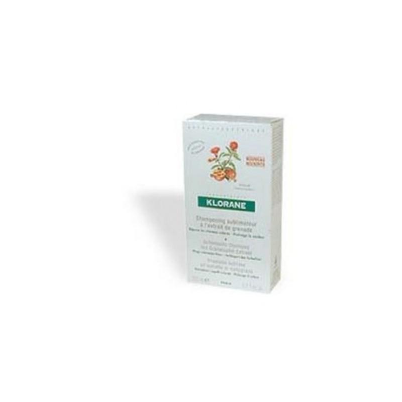 Klorane - Klorane Shampoo melograno 200ml - capelli colorati - 900099286