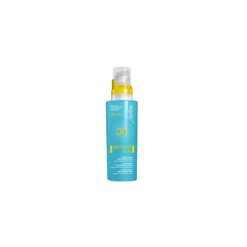 Defence Sun 30 Latte Fluido protezione alta