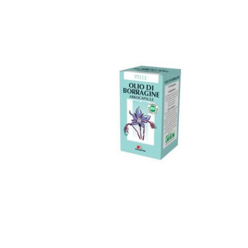 Arkocapsule - Olio Borragine Arkocapsule 60 Perle - 913228209