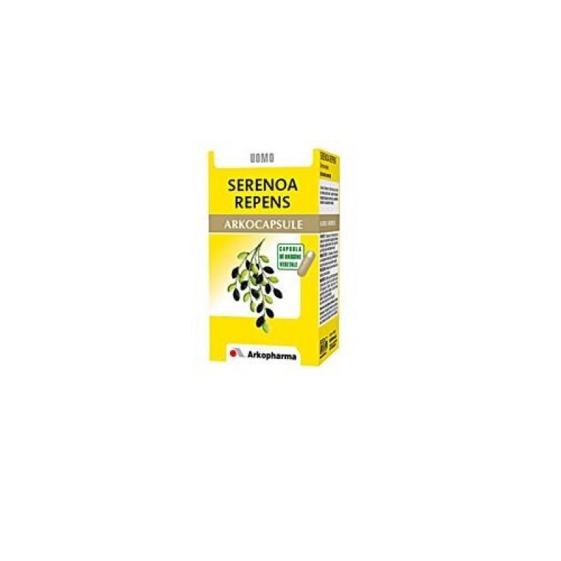 Serenoa Repens 45 capsule vegetali