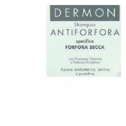 Dermon - Dermon Shampoo Capelli Forfora Secca 250 Ml - 901466437