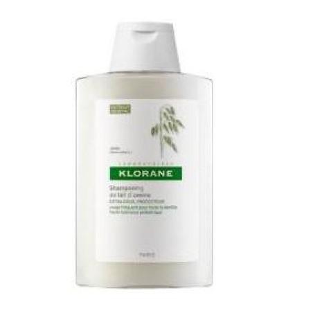 Klorane Shampoo Latte Avena 200 Ml - uso frequente, delicato