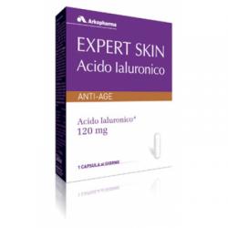 Arkopharma - Expert Skin Acido Ialuronico 30 Capsule - 920913326