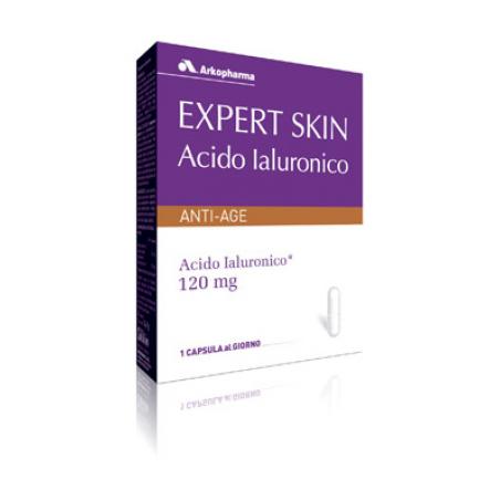 Expert Skin Acido Ialuronico 30 Capsule