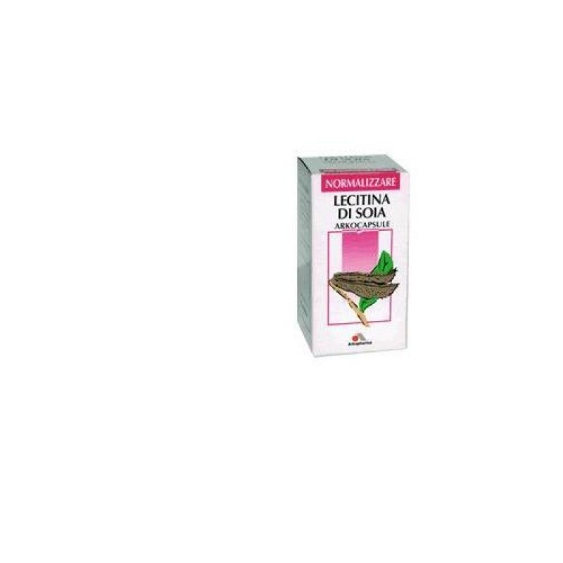 Arkocapsule - Lecitina di Soia Arkocapsule 45 Capsule - 908052044