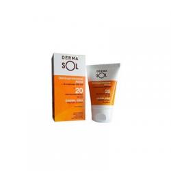 Dermasol - Dermasol Crema Viso Protezione Media Spf 20+ 50 Ml - 934747484