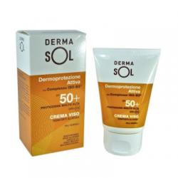 Dermasol - Dermasol Crema Viso Protezione Molto Alta 50 Ml - 934747460