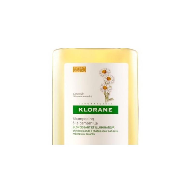Klorane - Klorane Shampoo Riflessante Camomilla 200 Ml - 901433375