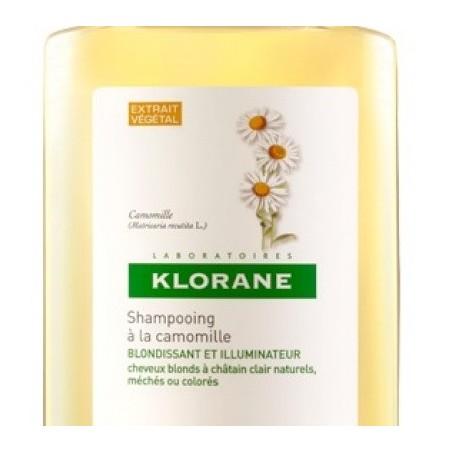 Klorane Shampoo Riflessante Camomilla 200 Ml