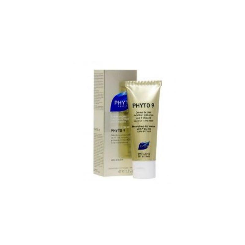 Phyto 9 Crema Nutriente Capelli Ultra Secchi