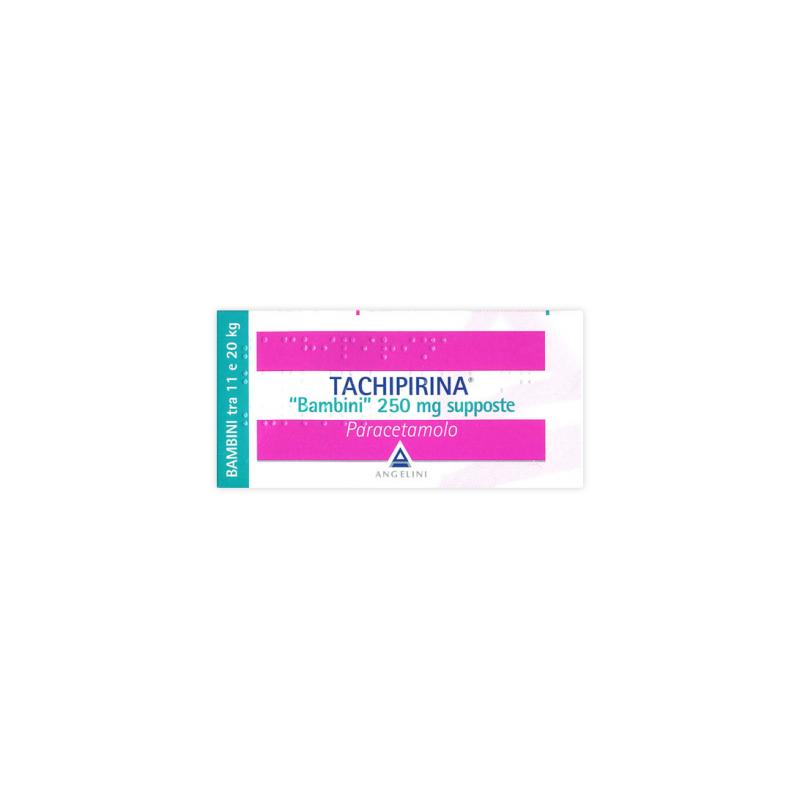 Tachipirina Bambini 10 Supposte 250mg