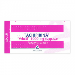 Bayer Spa - Tachipirina Adulti 10 Supposte 1000mg - 012745067